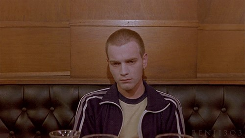 Trainspotting's Renton