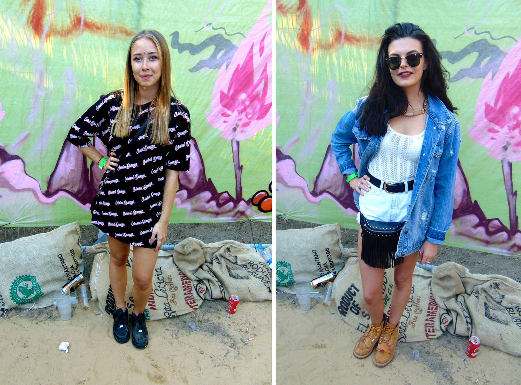 Street Style @ Groove de Lecq Festival 2015