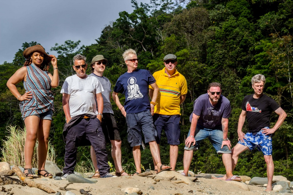 Singing in The Rainforest - Series 1 - Picture Shows: Happy Mondays