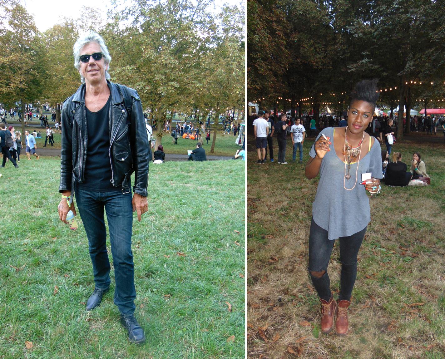 Street Style @ Rock en Seine 2015