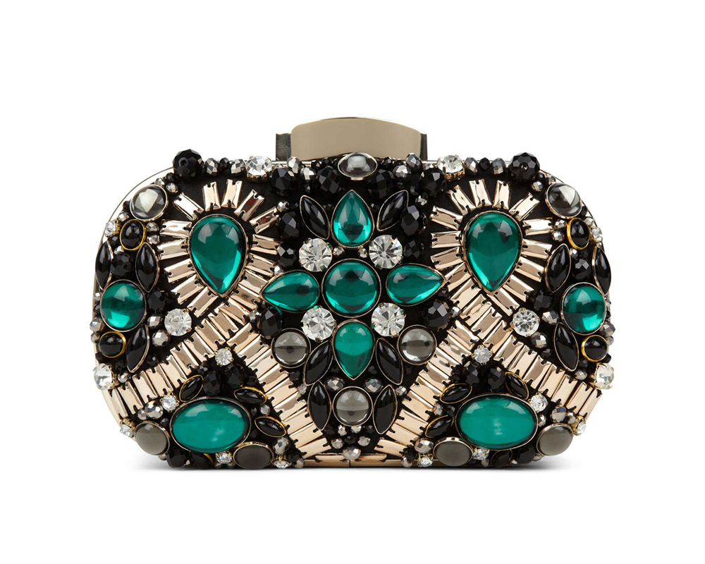 Aldo - Chayote Jewelled Clutch, £50