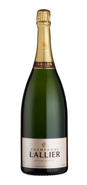 Lallier Grand Cru Champagne, £59.99