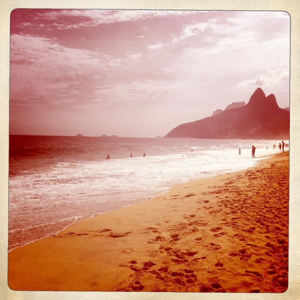 Postcard from Rio de Janeiro by Thais Mendes