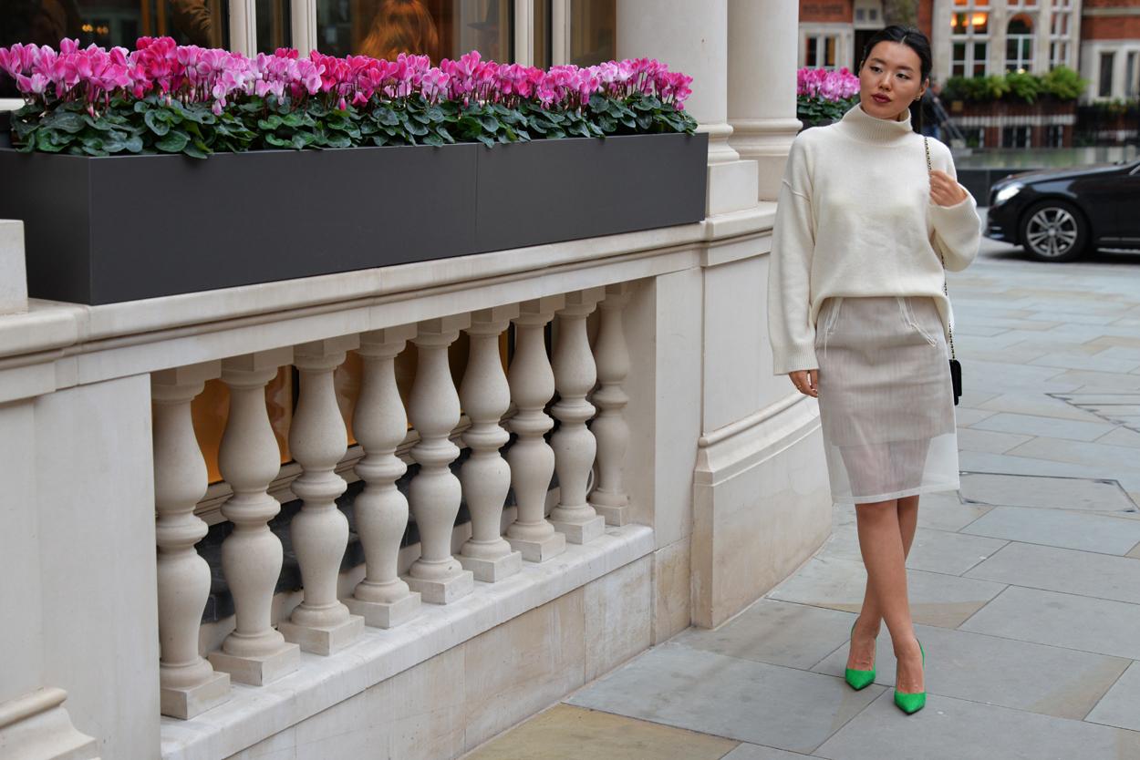 My Weekend Wardrobe - Mandkhai Jargalsaikhan, Knitwear Designer