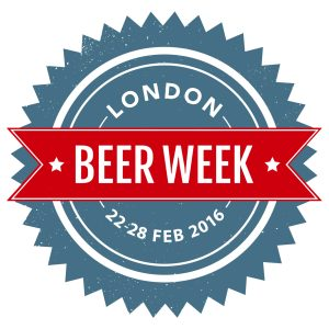 London Beer Festival Logo by DrinkUp.London