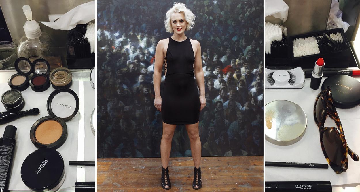 Friday's Outfit   Lauren Burnett, Luella Rockerfella