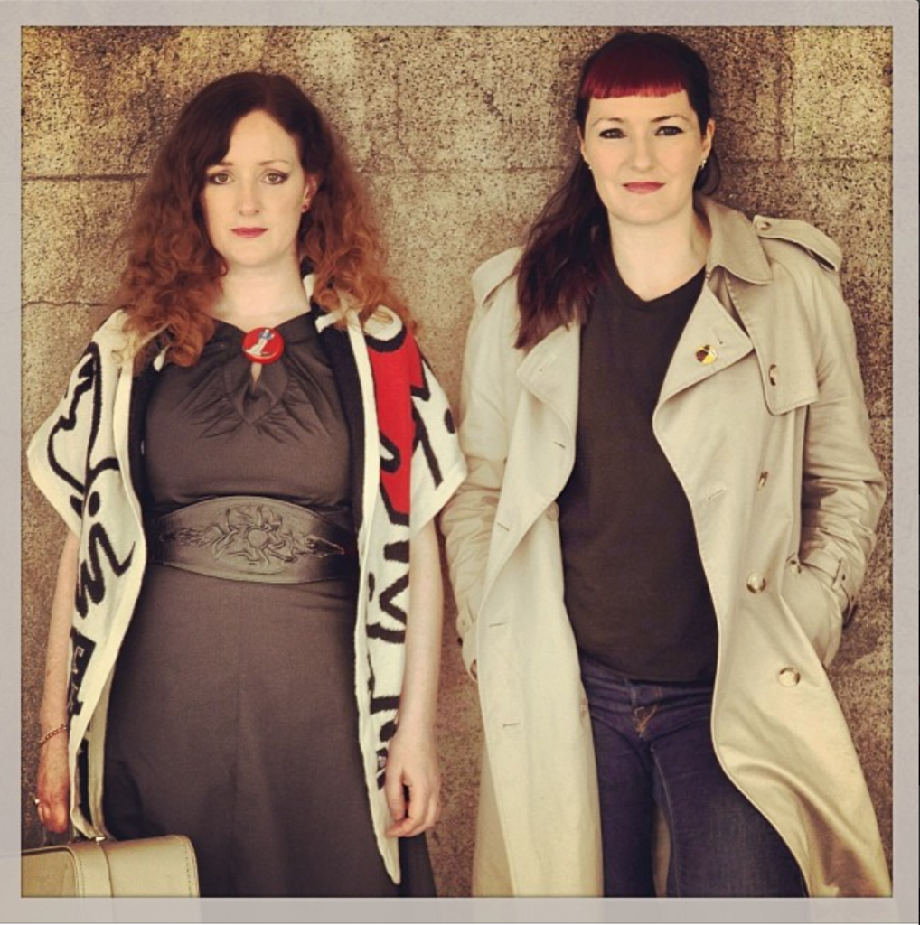 Brenda Aherne & Helen Delany | Electronic Sheep