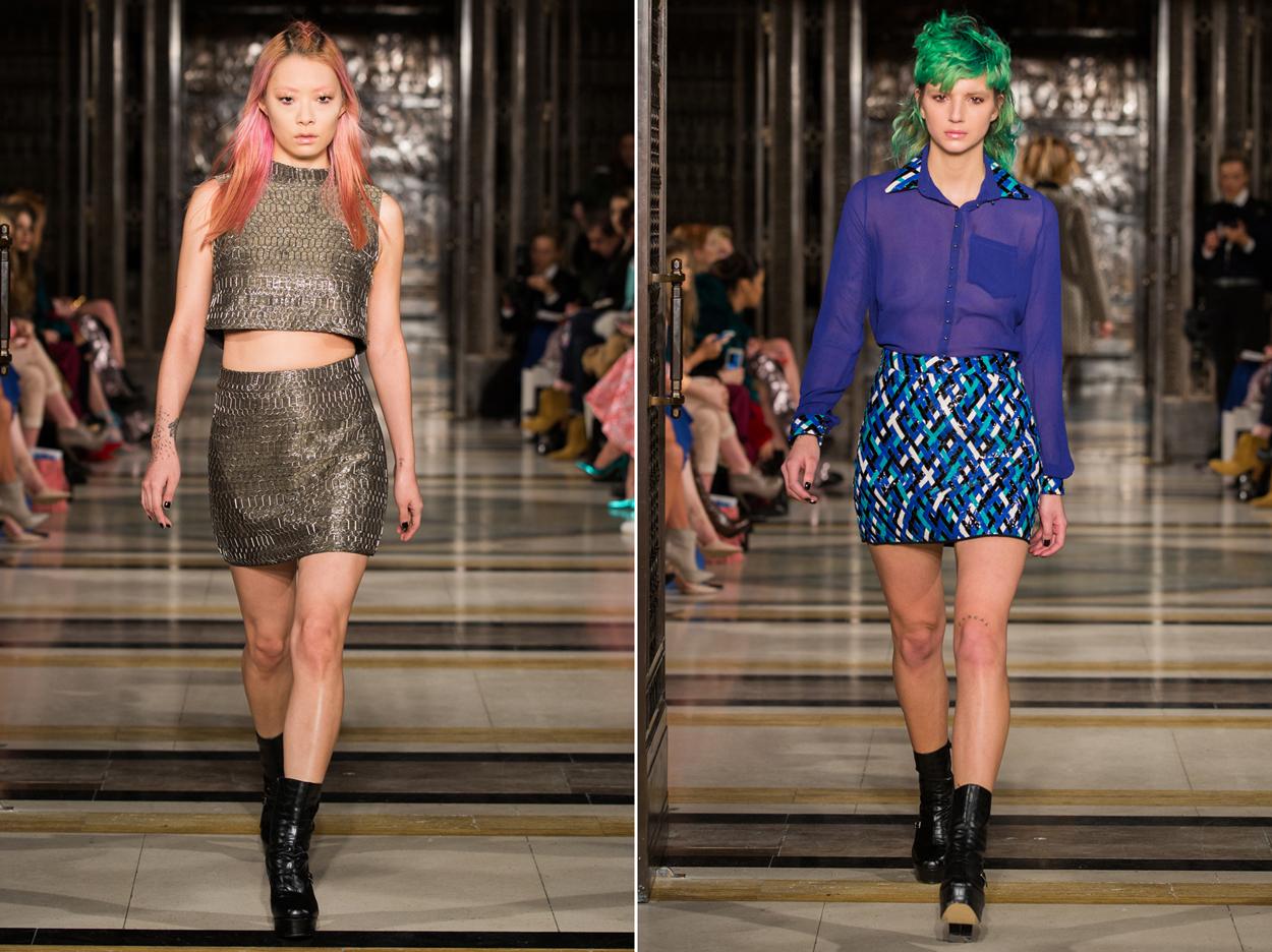 Felder Felder   London Fashion Week AW16