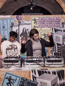 D.I.Y.ourself | Girls Month Launch at House of Vans