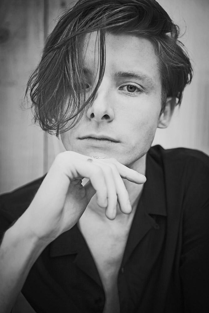 Adam French   Photo by Michael Robert Williams