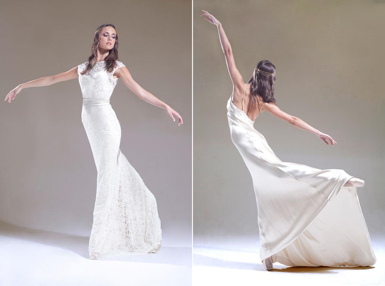 Mistinguett & Elsa Dresses | Sabina Motasem