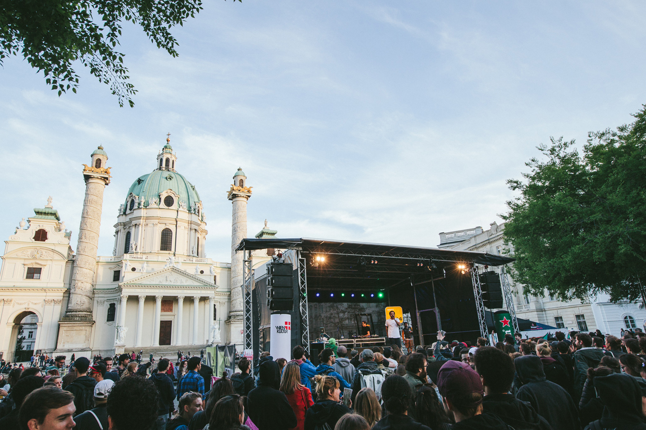 Rap Against Festival 2016 | (c) Niko Havranek