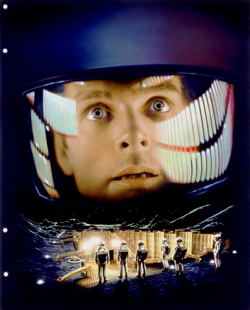 2001: A Space Odyssey (c) BFI