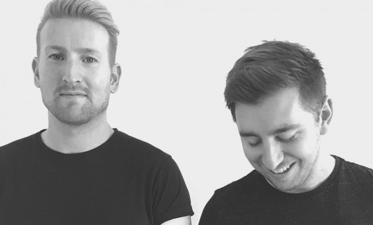 New Arcades: Retro Synth Duo Release 'Where We Were Before (feat. Sarah Bird)'