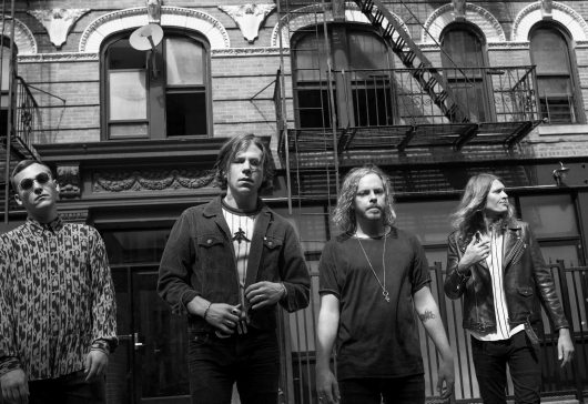 On Tour: Cage The Elephant Return to UK with First Headline Shows in Almost Five Years