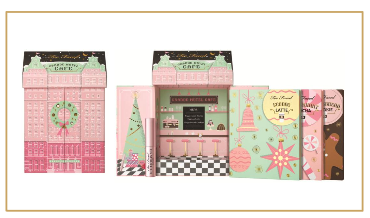 Grand Hotel Café, Too Faced or Debenhams, £46