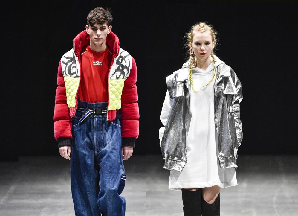 VIA Design (Graduate Show) @ Copenhagen Fashion Week
