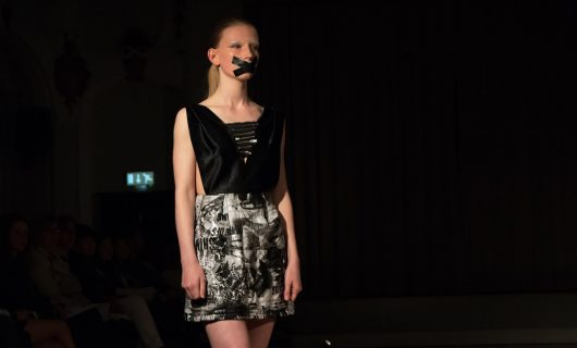 Imogen Evans Portrays Mental Health Struggles w/ AW17 Collection: The Skeletons in My Closet