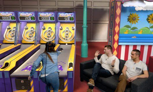 The 360 Revolution: Virtual Reality at MIPTV 2017