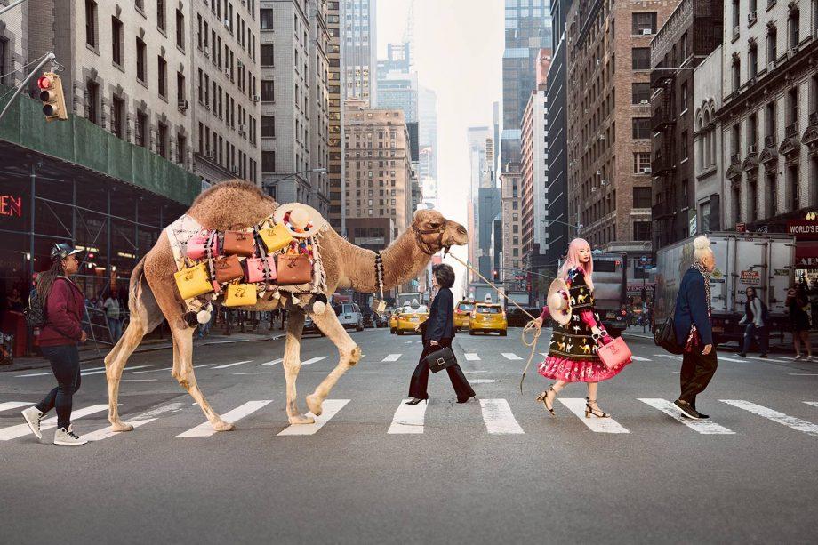 Kate Spade New York (feat Fernanda Ly) SS17