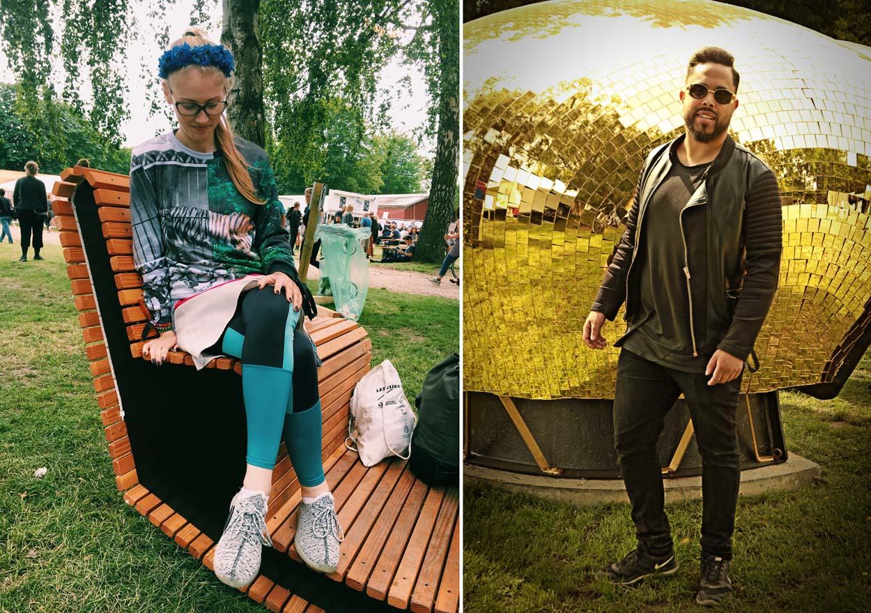 Roskilde 2017 - Madara & Sven