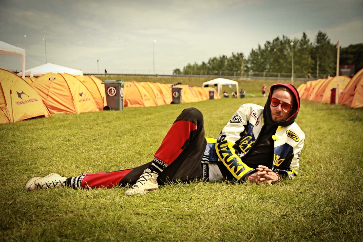 Festival Style at Roskilde 2017 - Nicklas Kunz