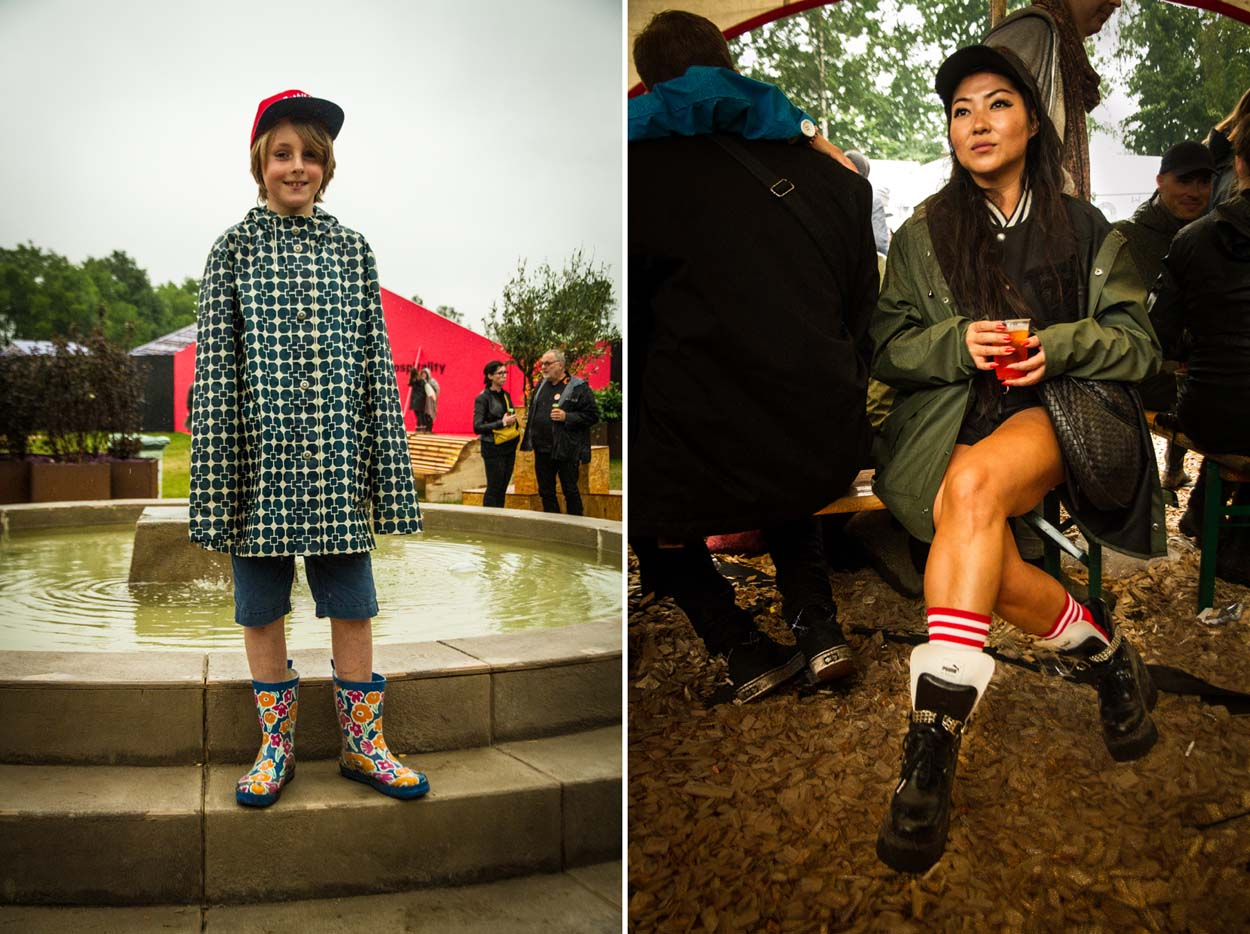 Festival Style at Roskilde 2017 - Wilhelm & Cho-Mee