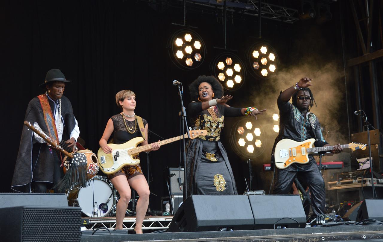 Oumou Sangaré @ Citadel Festival 2017 (c) Alex Solo