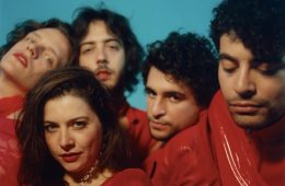 Cristobal and The Sea Share Video For 'Steal My Phone' Ahead of New Album, Exitoca