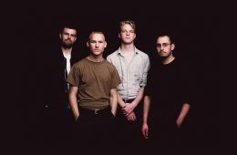 Gold Class: Australian Quartet Blends Brutal With Beautiful On Sophomore Record, Drum