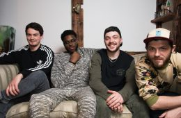 Introducing TABOU: A Box Fresh Foursome Presenting Nu-Soul & Electro Pop Beats