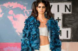 VIN + OMI AW18 @ London Fashion Week