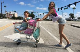 Sean Baker's The Florida Project Sees Willem Dafoe Join Street Cast in Snapshot of Orlando's Outcasts