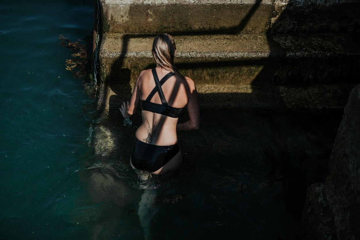 Introducing Davy J: Interview w/ Brand Founder on Creating Swimwear from Ghost Fishing Nets, Plastic & Textile Discards – FMS