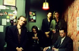 Crewel Intentions: Chilli Jesson's Post-Palma Violets Band Release Second Track, 'Cruel Intentions'